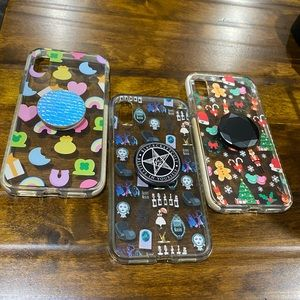 Disney IPhone 11 X Clear Protective Case